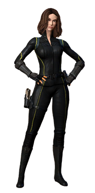 Daisy Johnson (Earth-TRN258)
