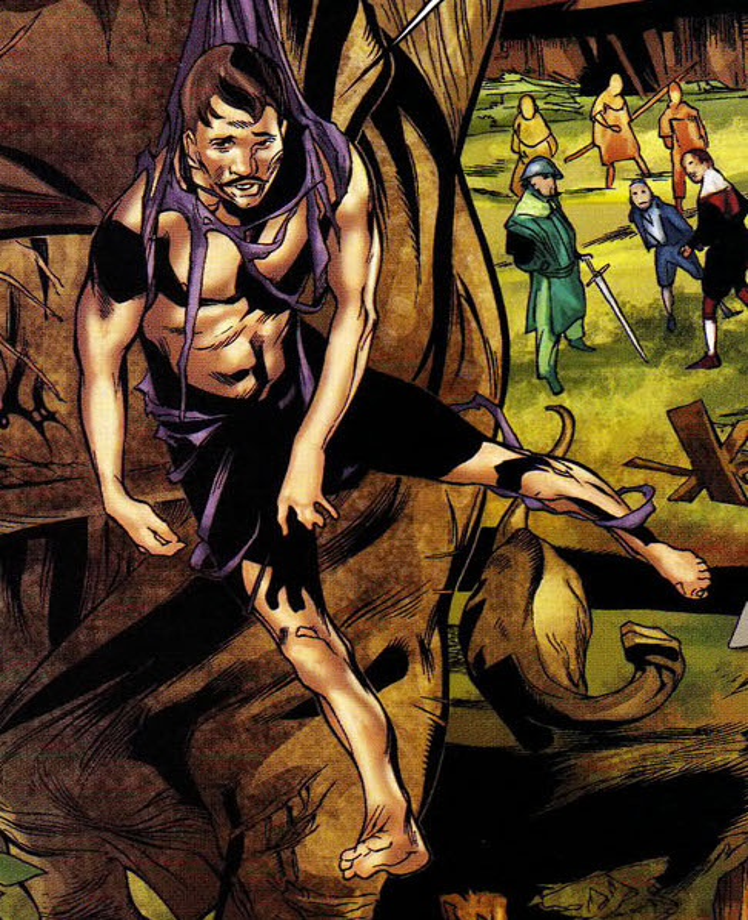 David Banner (Earth-311) from Marvel 1602 New World Vol 1 2 001.jpg