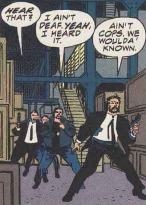 Depanini Family (Earth-616) from Punisher War Zone Vol 1 2.png