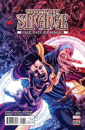 Doctor Strange Last Days of Magic Vol 1 1.jpg
