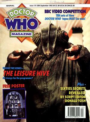 Doctor Who Magazine Vol 1 191.jpg