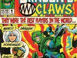Dragon's Claws Vol 1 1