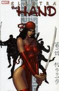 Elektra The Hand TPB Vol 1 1