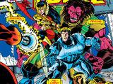 Fantastic Force Vol 1 1