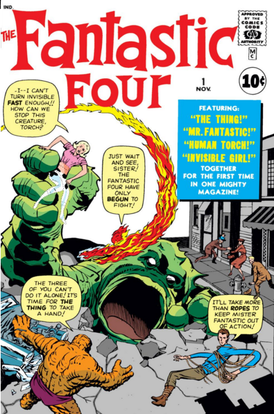 Fantastic Four Vol 1