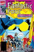Fantastic Four Vol 1 340