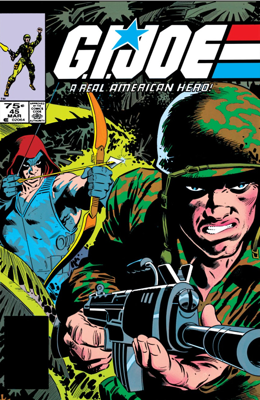 G.I. Joe: A Real American Hero Vol 1 45