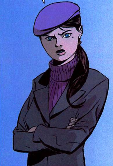 Gretchen Zeller (Earth-616)