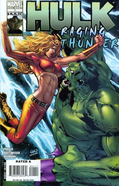 Hulk: Raging Thunder Vol 1 1