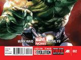 Indestructible Hulk Vol 1 2