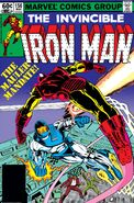 Iron Man Vol 1 156