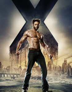 James Howlett (Earth-10005) from X-Men Days of Future Past Poster