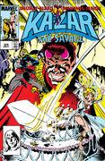 Ka-Zar the Savage Vol 1 29