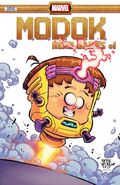 M.O.D.O.K. Head Games Vol 1 1 Young Variant