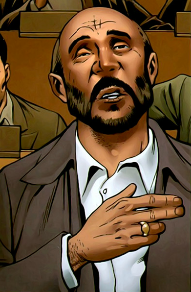 Mahmoud Ahmadinejad (Earth-616)