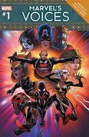 Marvel's Voices Vol 1 1