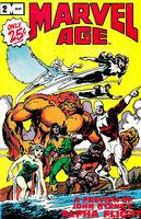 Marvel Age Vol 1 2