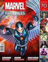 Marvel Fact Files Vol 1 70