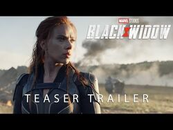 Marvel Studios' Black Widow - Official Teaser Trailer-2