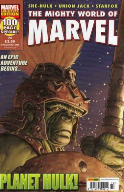 Mighty World of Marvel Vol 3 72