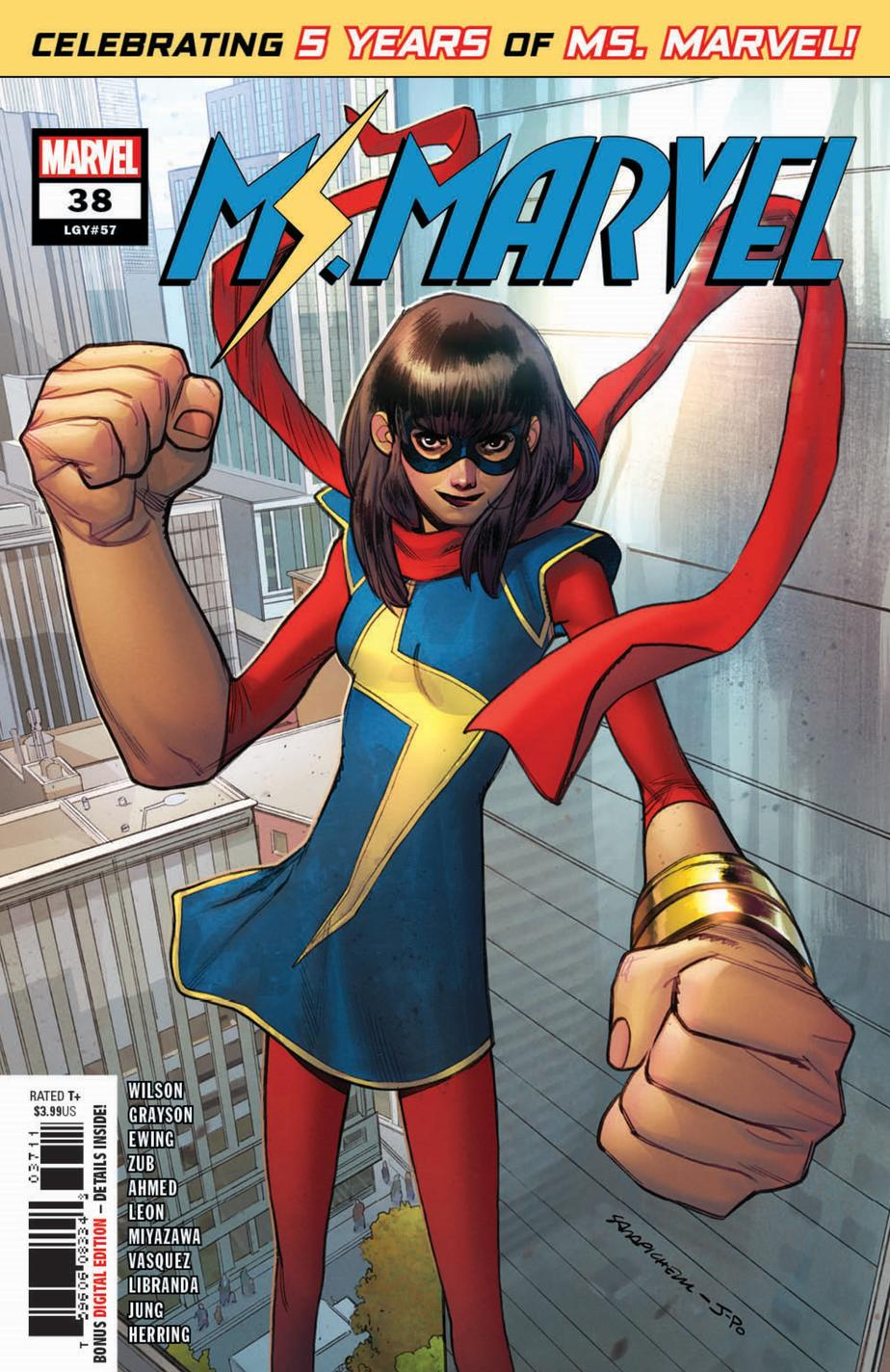 Ms. Marvel Vol 4 38