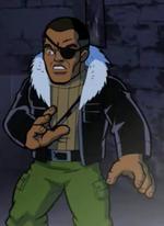 Nicholas Fury (Earth-91119)