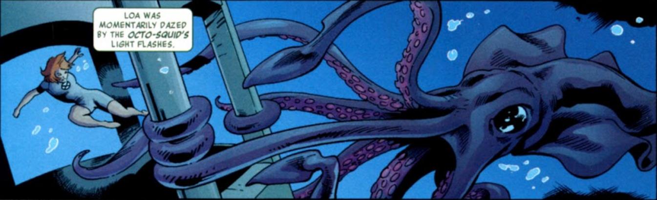 Octo-Squid