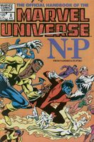 Official Handbook of the Marvel Universe Vol 1 8