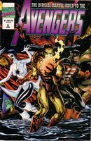 Official Marvel Index to Avengers Vol 2 5