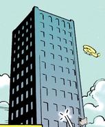 Providence Hospital from X-Men Vol 2 39 001