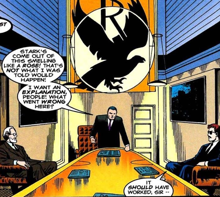 Roxxon Corporation Board of Directors (Earth-616)/Gallery