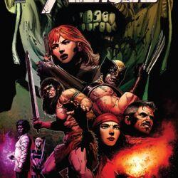 Savage Avengers Vol 1 13