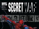 Secret War Vol 1 1