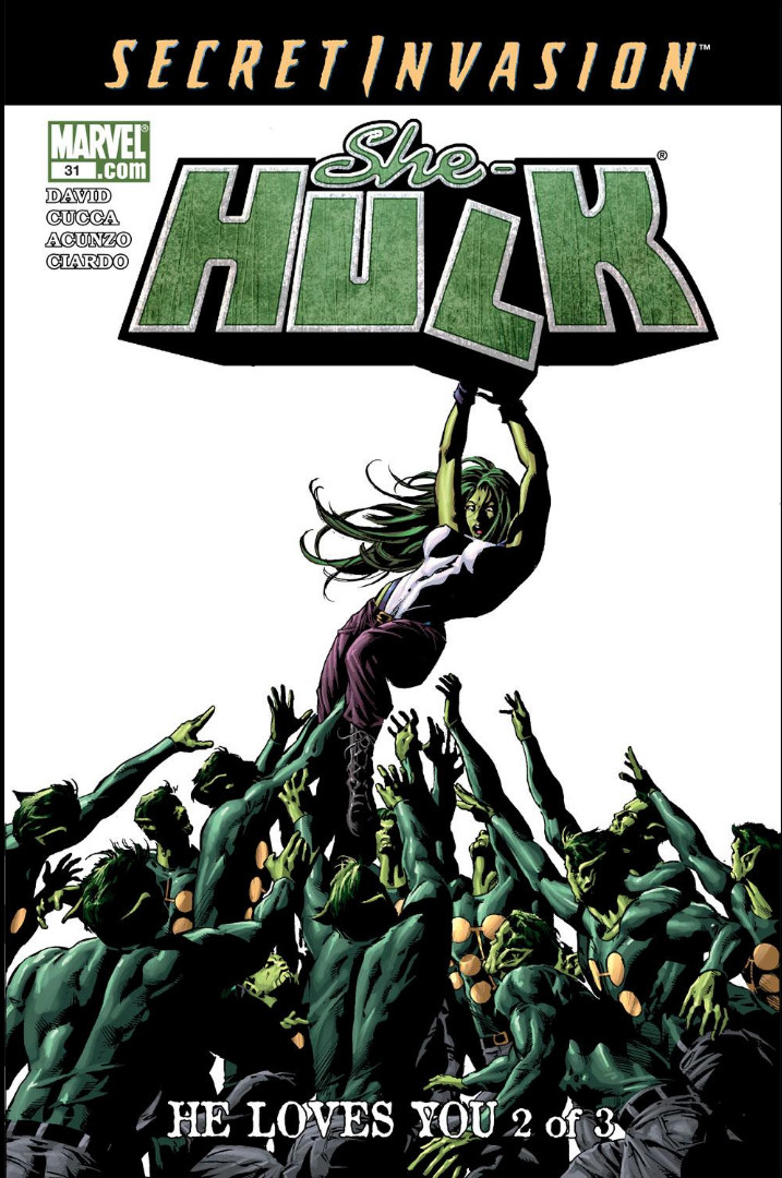 She-Hulk Vol 2 31