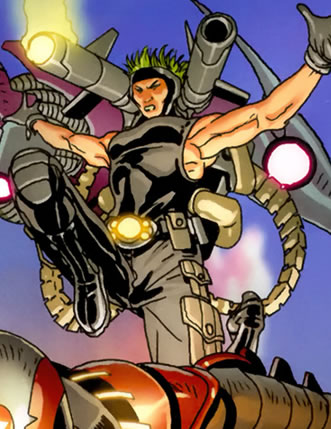 Soldier One (Earth-616)