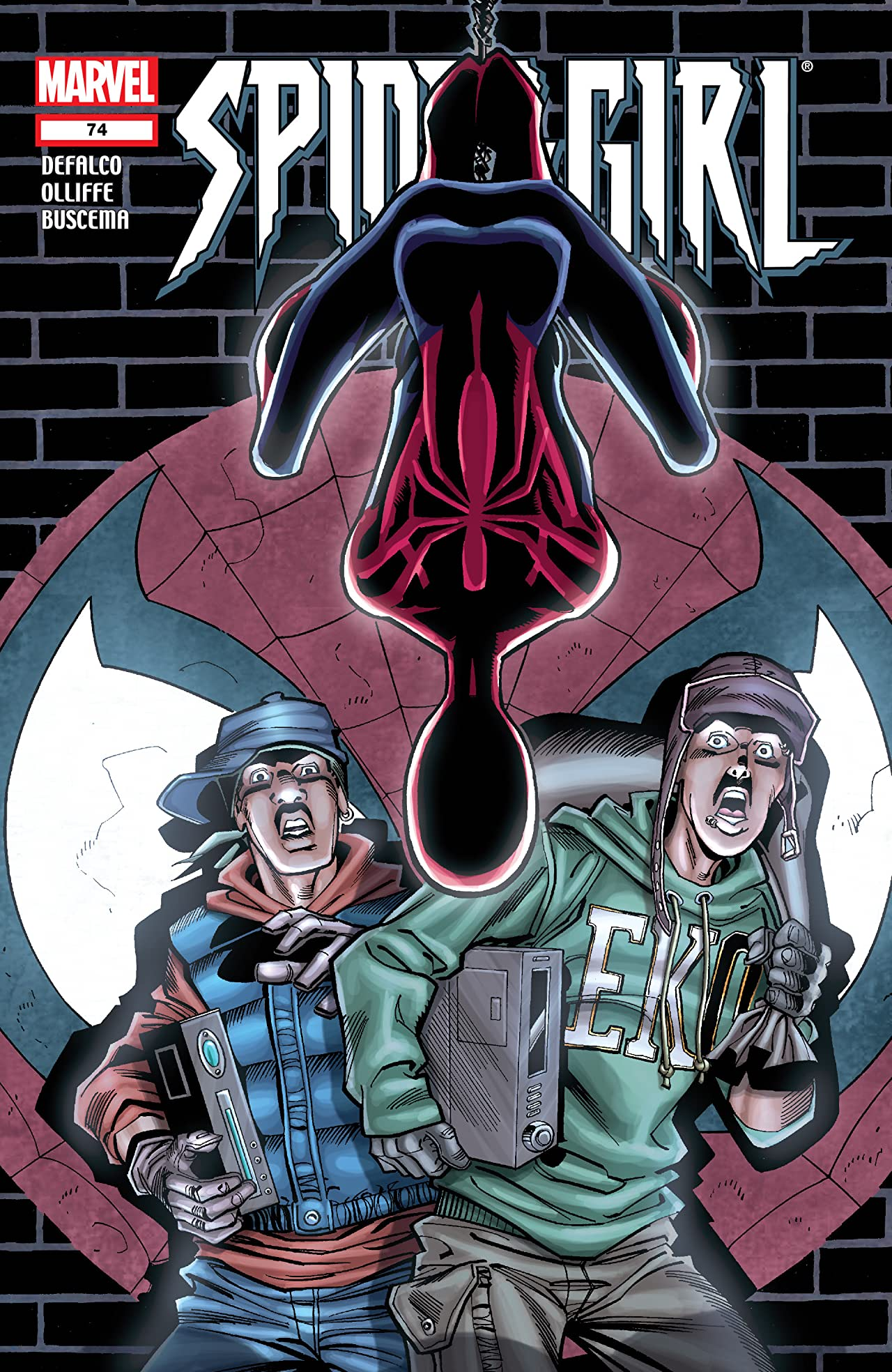 Spider-Girl Vol 1 74