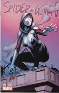 Spider-Gwen Vol 1 1 Four Color Grails Fan Expo Variant