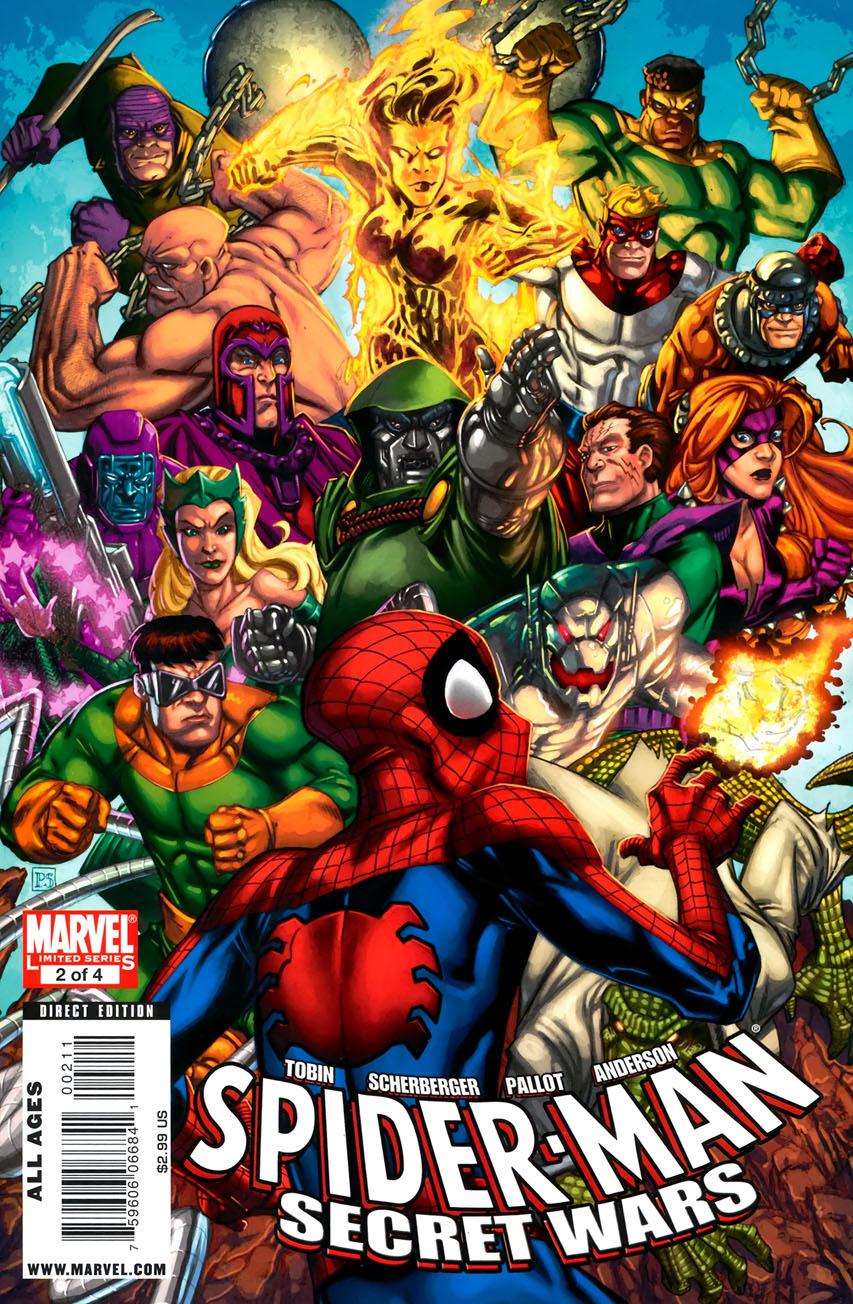 Spider-Man & the Secret Wars Vol 1 2