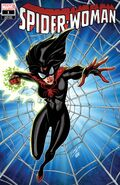 Spider-Woman Vol 7 1 Lim Variant