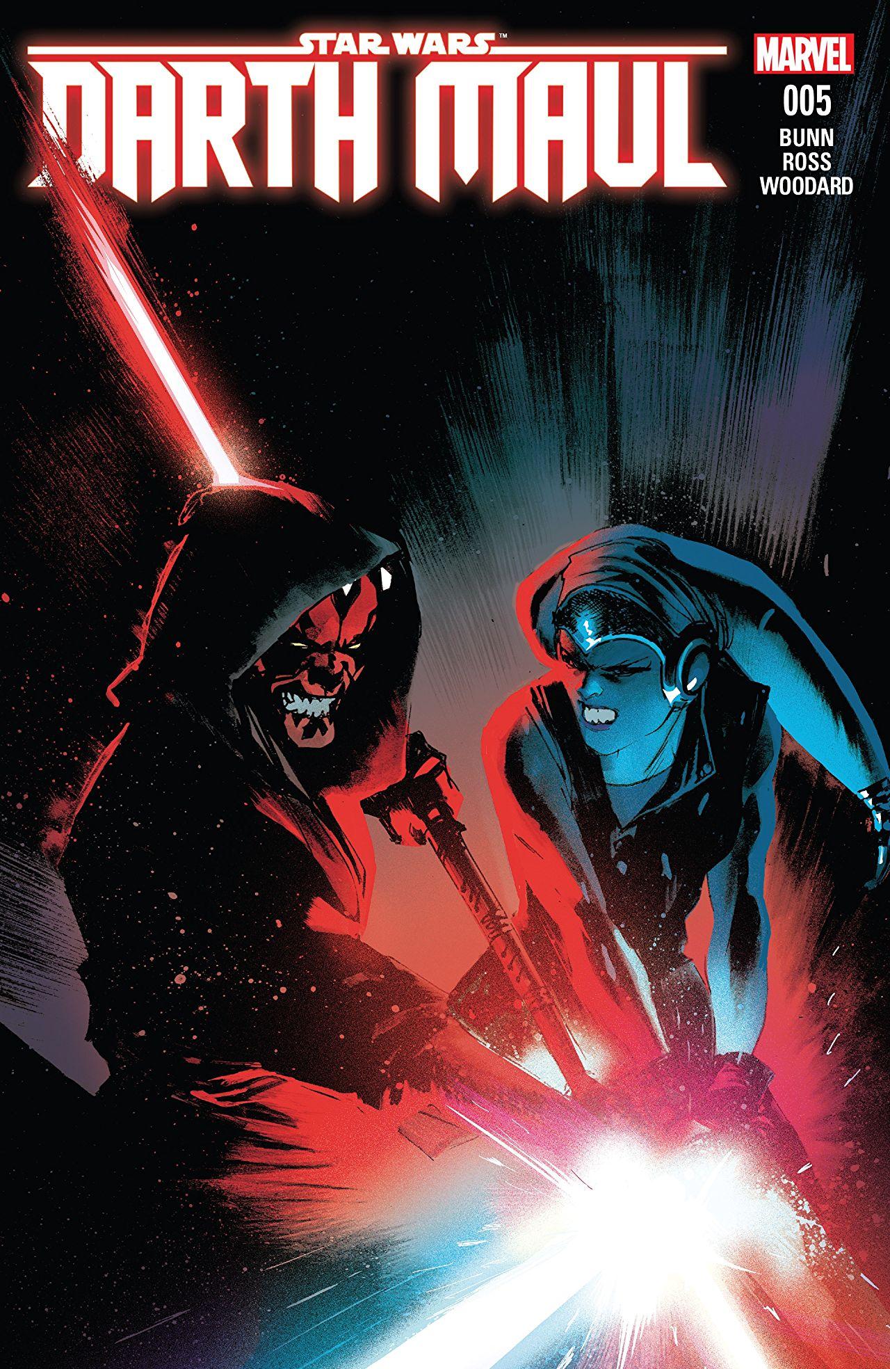 Star Wars: Darth Maul Vol 1 5