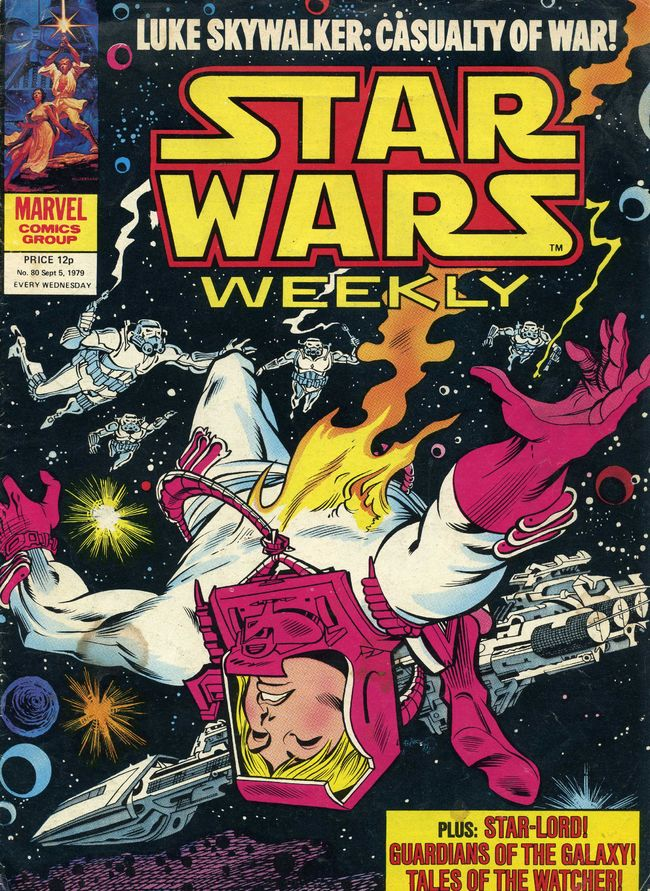 Star Wars Weekly (UK) Vol 1 80
