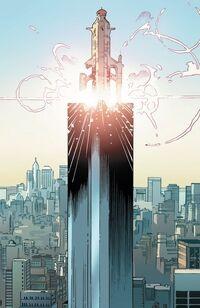 Stark Tower (Columbus Circle, Original) from Siege Vol 1 4 002.jpg