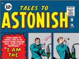 Tales to Astonish Vol 1 28