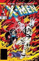 Uncanny X-Men Vol 1 184