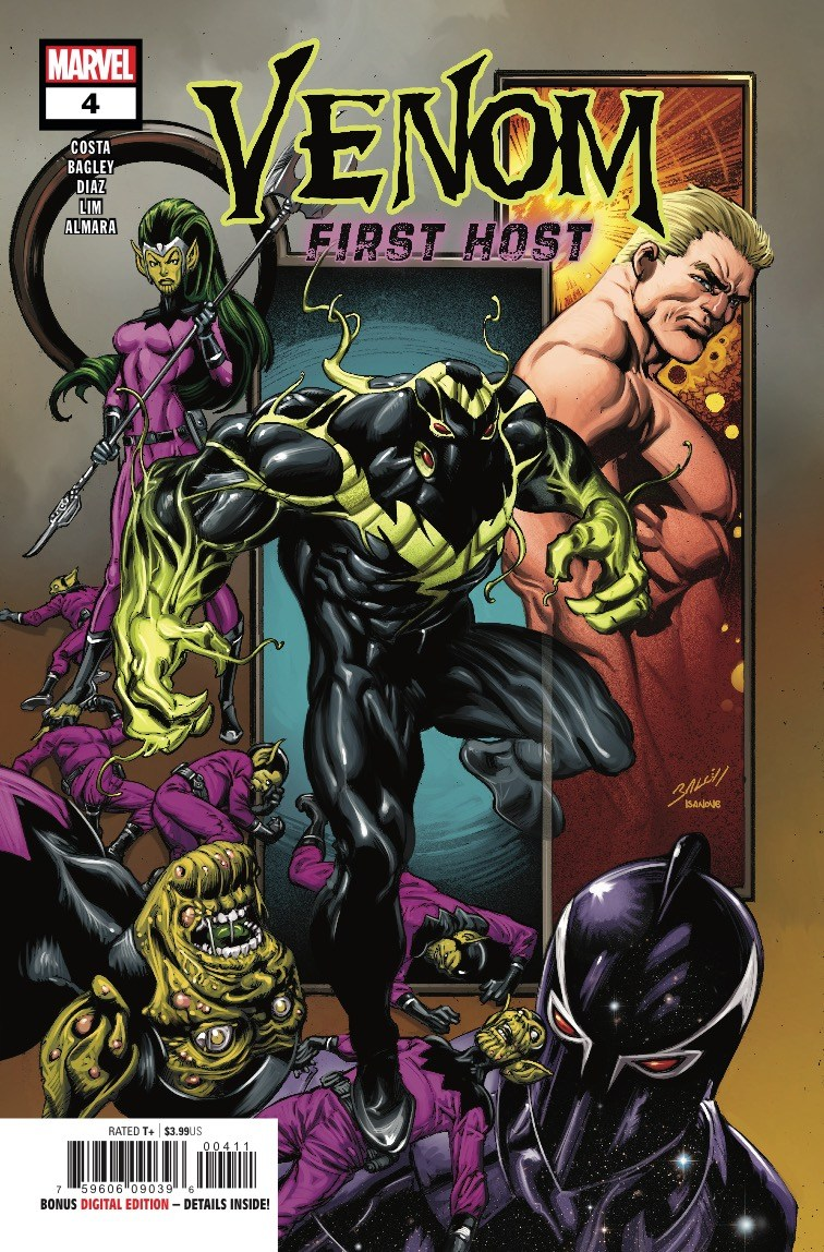 Venom: First Host Vol 1 4