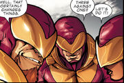 Vulturions (Earth-616) from Avengers The Initiative Vol 1 7 0001.jpg