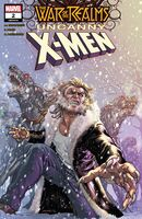 War of the Realms Uncanny X-Men Vol 1 2