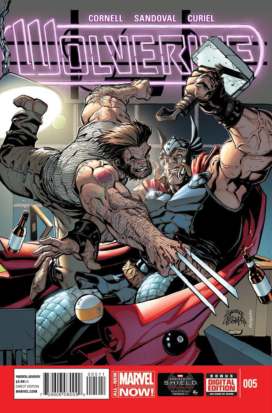 Wolverine Vol 6 5