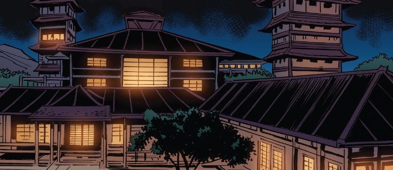 X-Mansion (Madripoor)