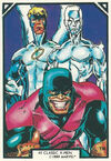 X-Men (Earth-616) from Arthur Adams Trading Card Set 0005